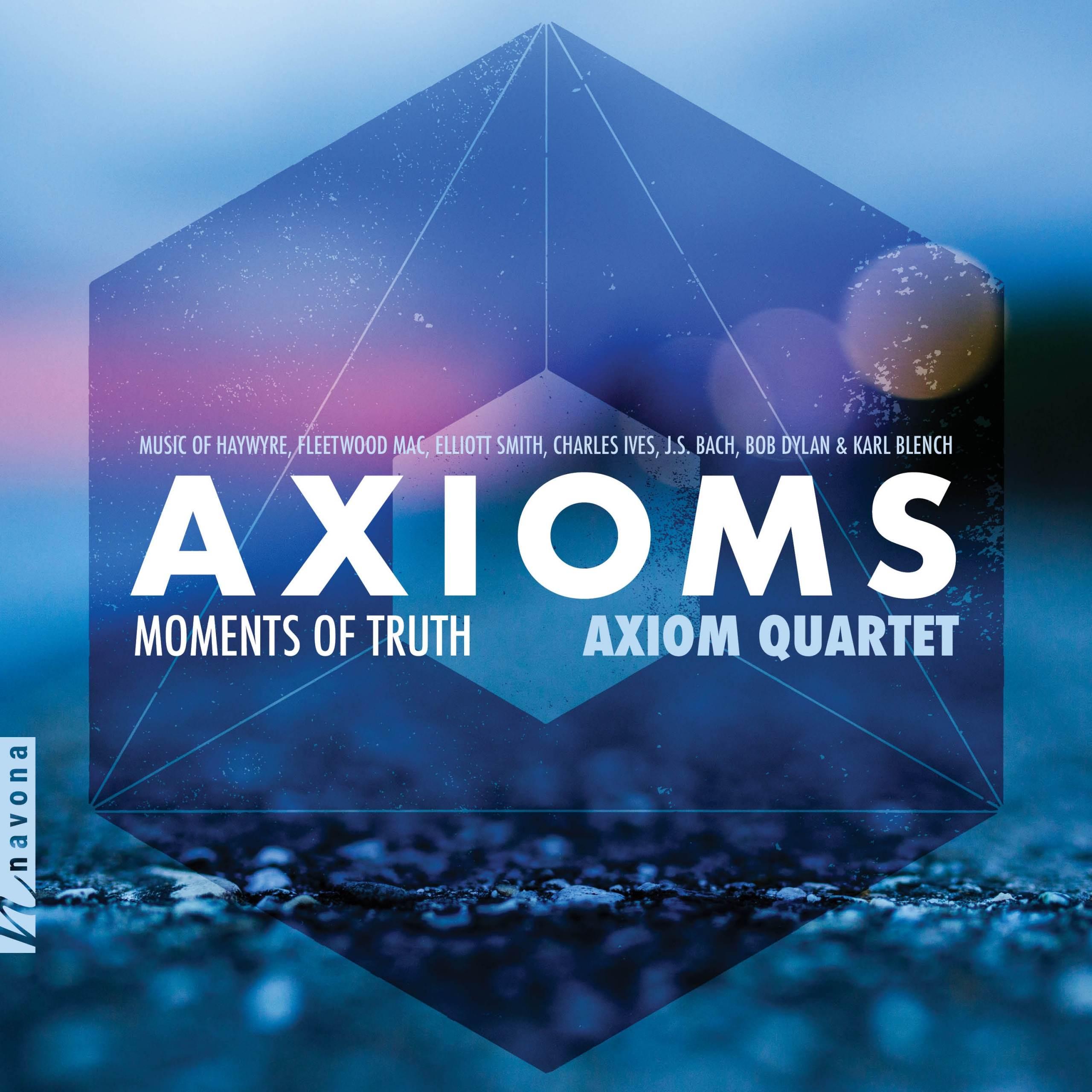 AXIOMS - album cover