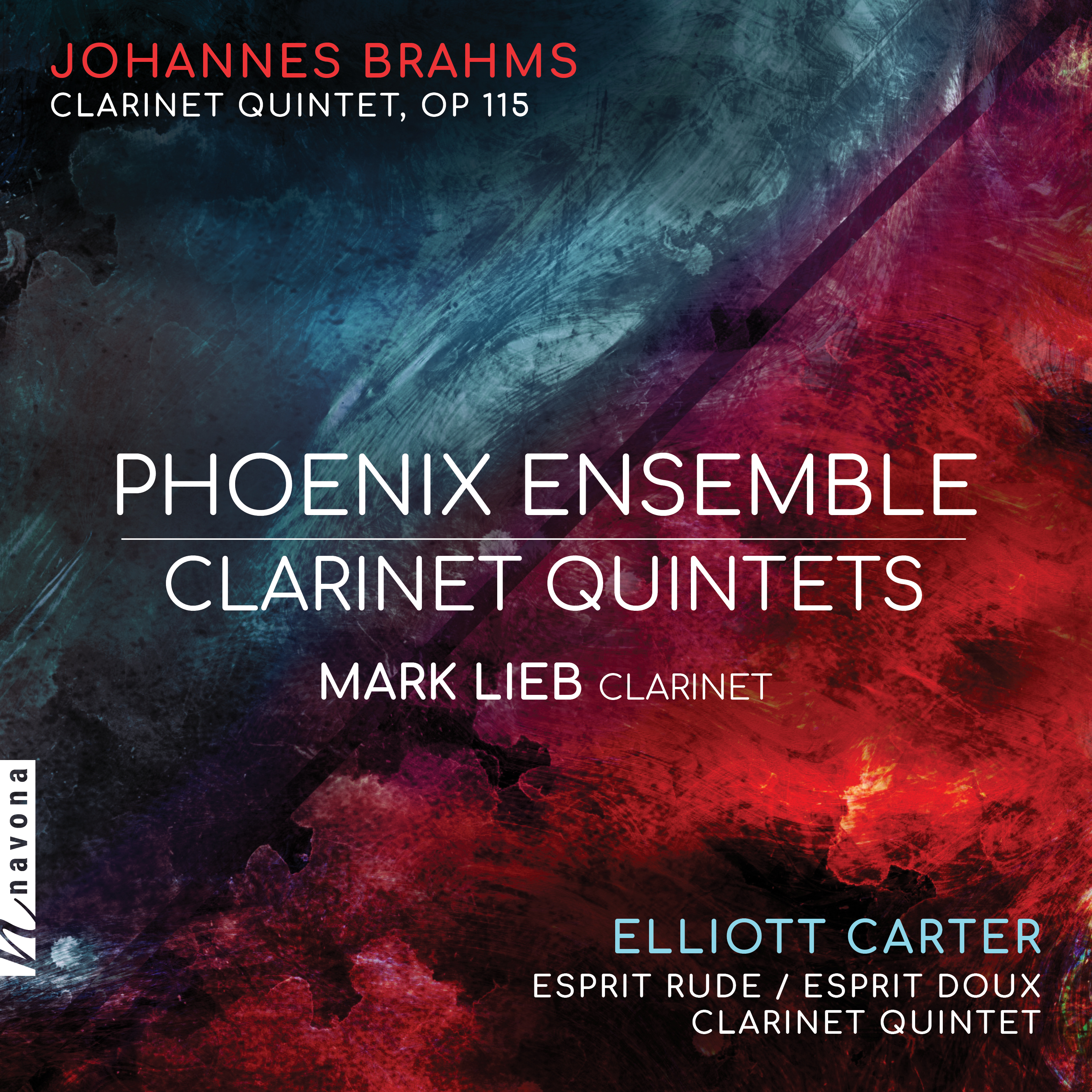 nv6193---clarinet-quintets---front-cover