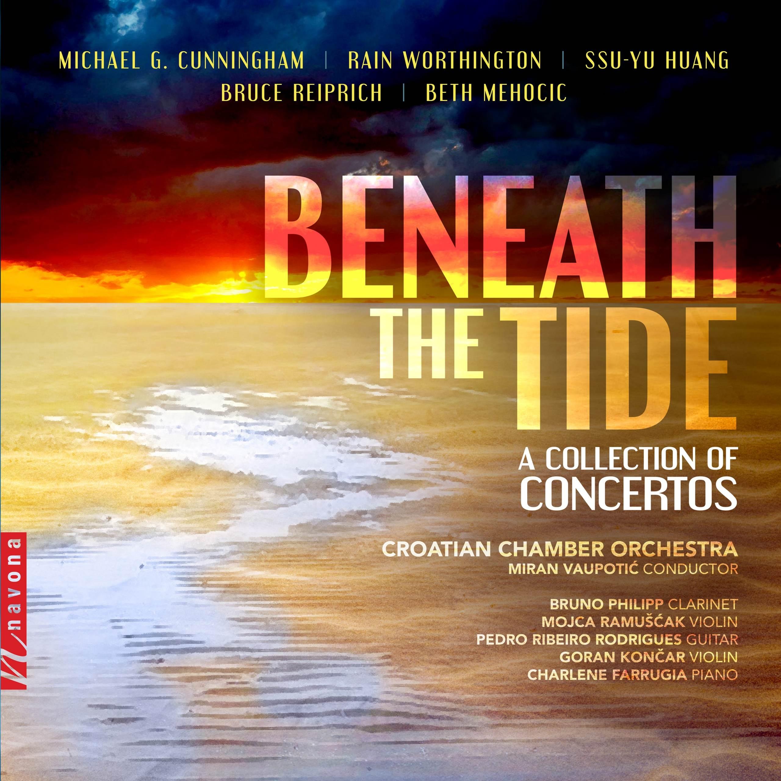 Beneath The Tide -album cover