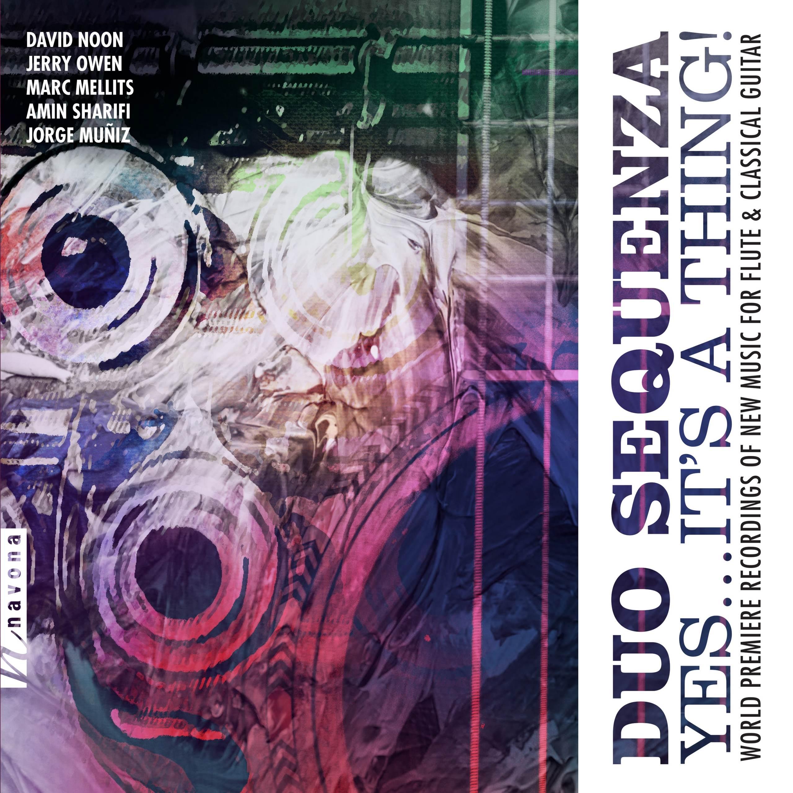 DUO SEQUENZA - Album Cover