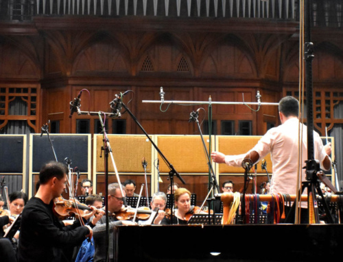 Establishing New Roots: Sessions with the London Symphony Orchestra