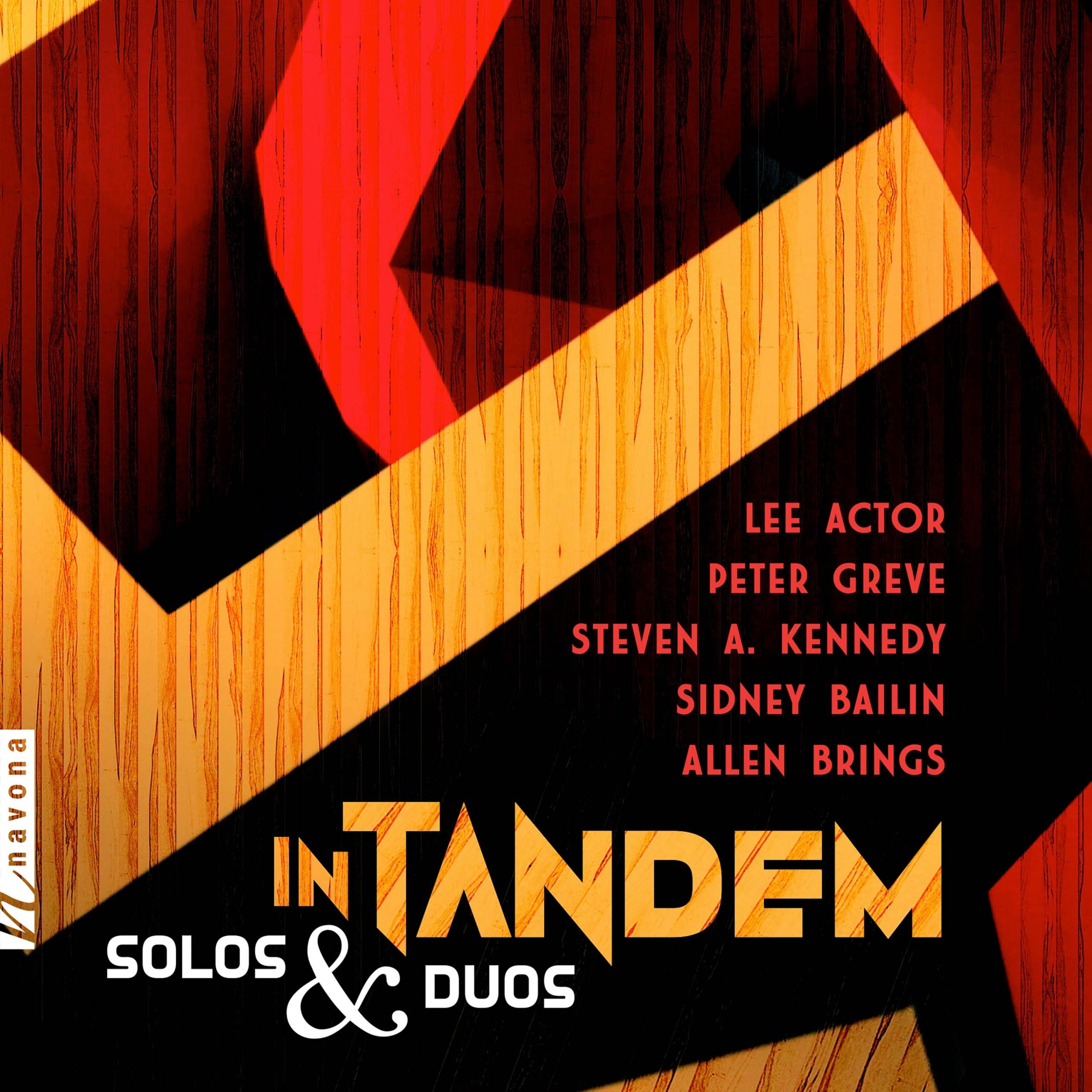 IN TANDEM - album cover