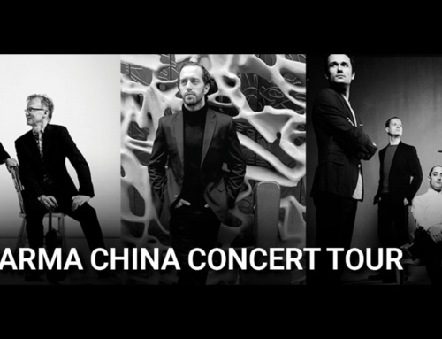 Second Time Around: The 2019 PARMA China Concert Tour