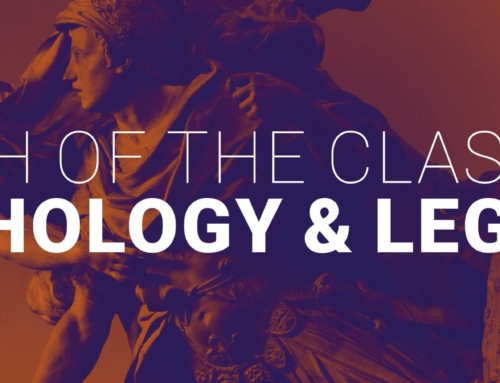 Clash of the Classics: Mythology and Legends in Music