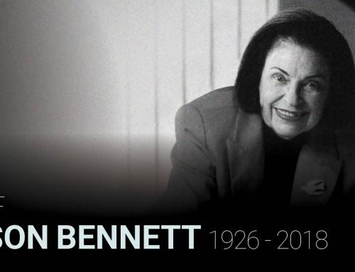 In Memory: Marie Nelson Bennett