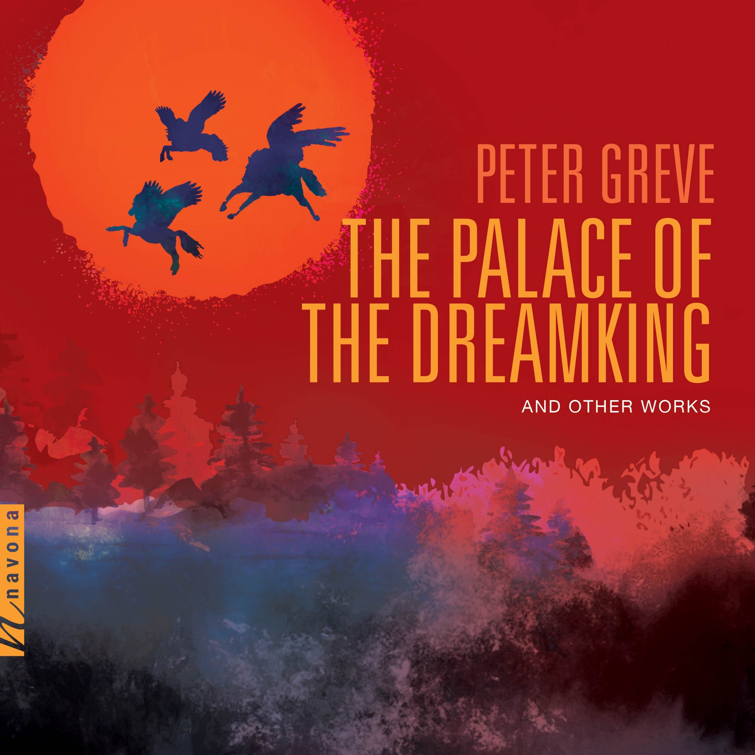IN THE PALACE OF THE DREAMKING - album cover