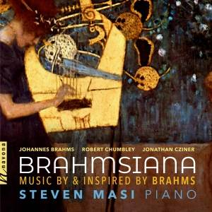 BRAHMSIANA Front Cover
