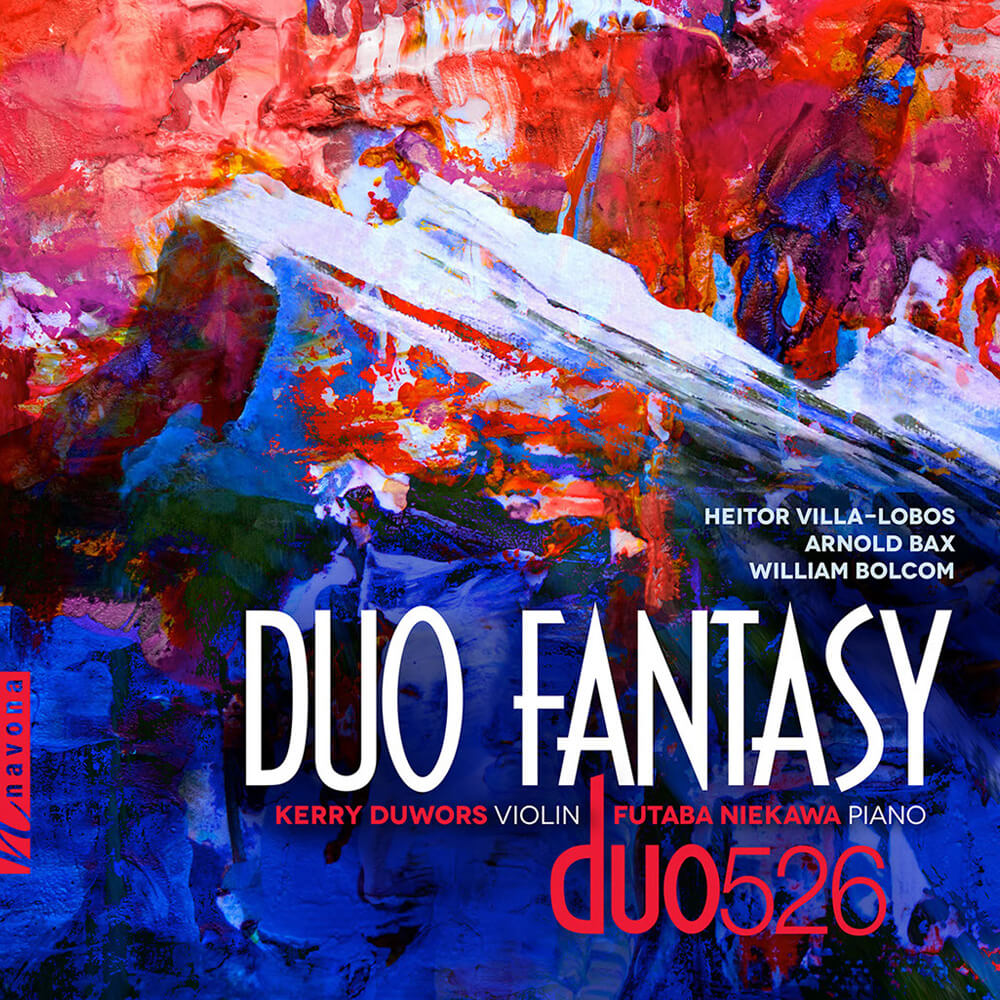 duo526 - DUO FANTASY - Album Cover