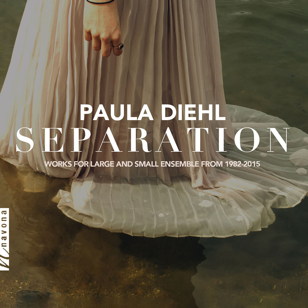 Paula Diehl - SEPARATION - Album Cover