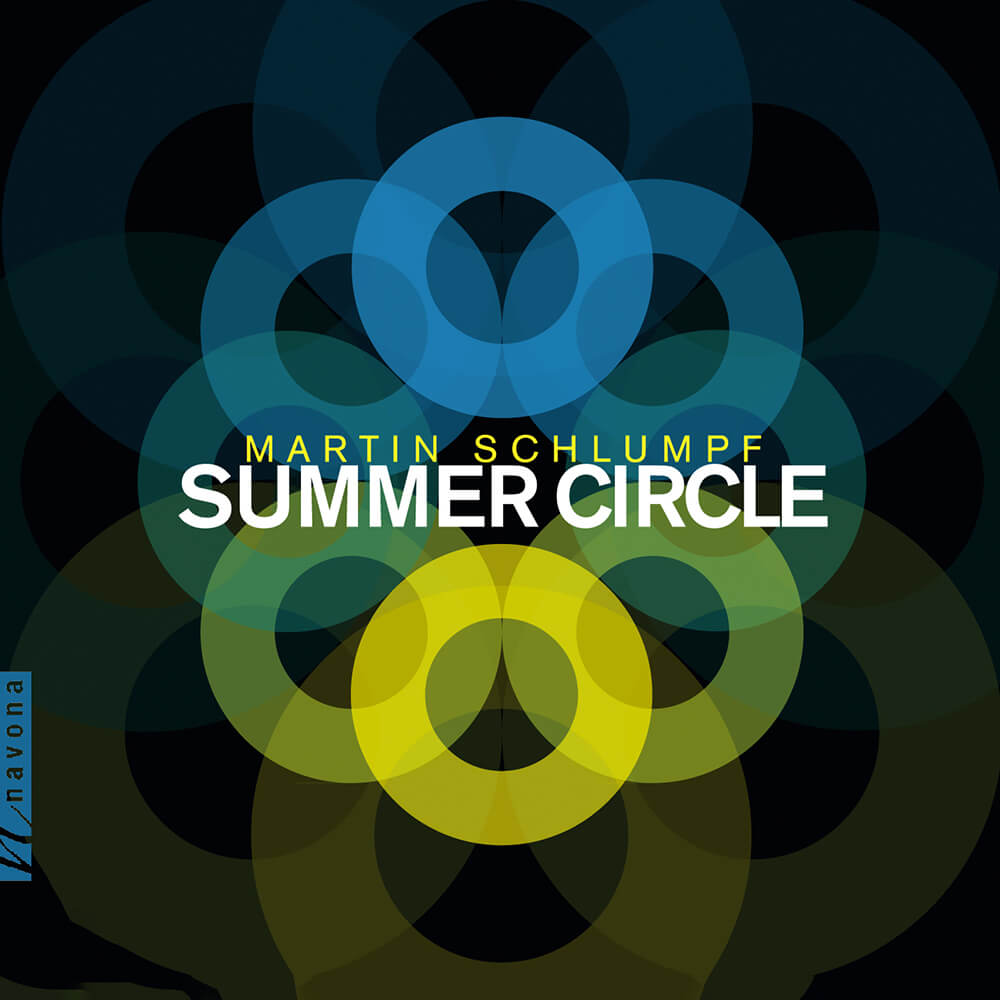 Martin Schlumpf - SUMMER CIRCLE - Album Cover
