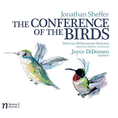 Conference of the Birds - album cover