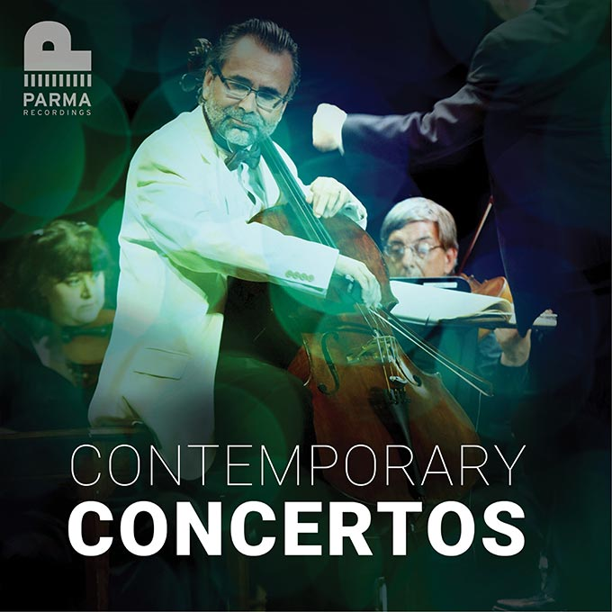 Contemporary Concertos playlist