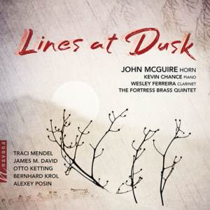 Lines at Dusk Cover Art