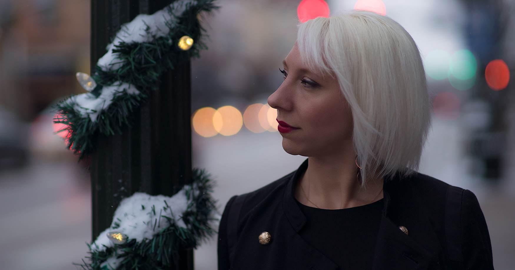 Megan Ihnen - Mezzo-Soprano