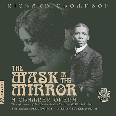 The Mask in the Mirror - album cover