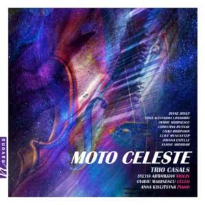 Moto Celeste - Trio Casals - Album Cover