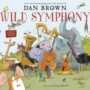 Dan Brown Wild Symphony - Book Cover