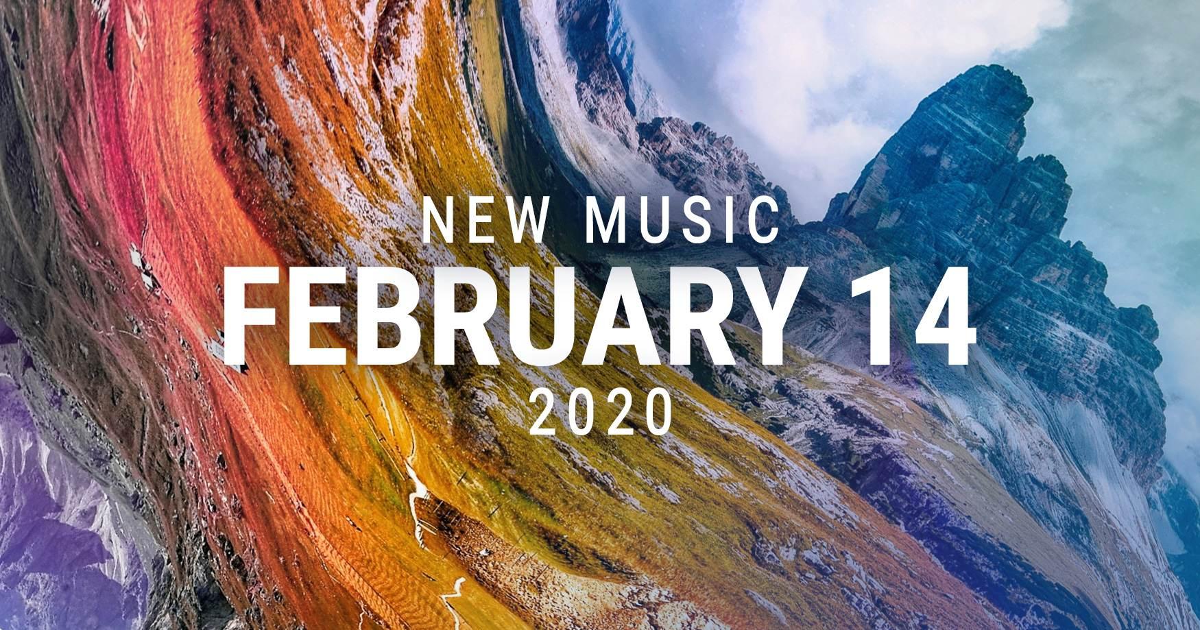 New Music February 14 2020