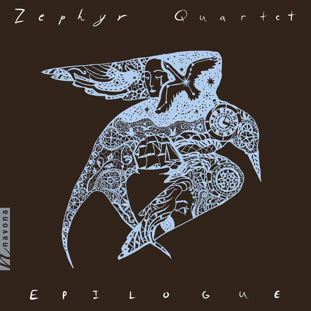 Epilogue - album cover