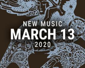 March 13 New Album Releases