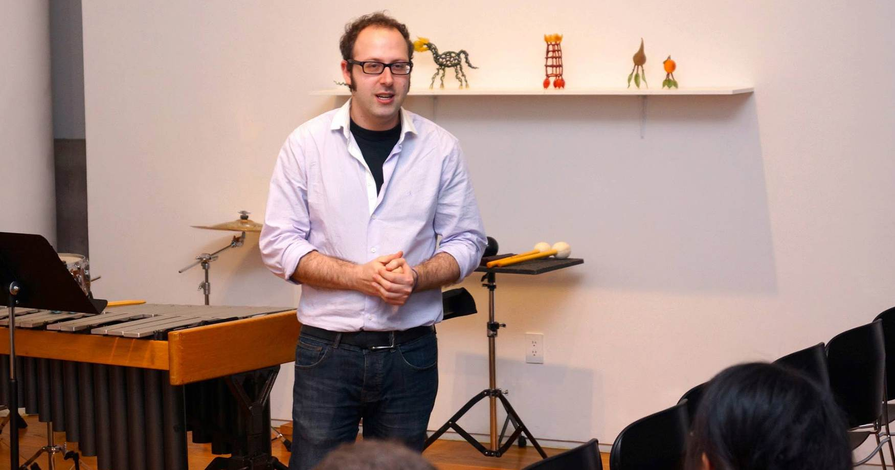 Composer Noam Faingold