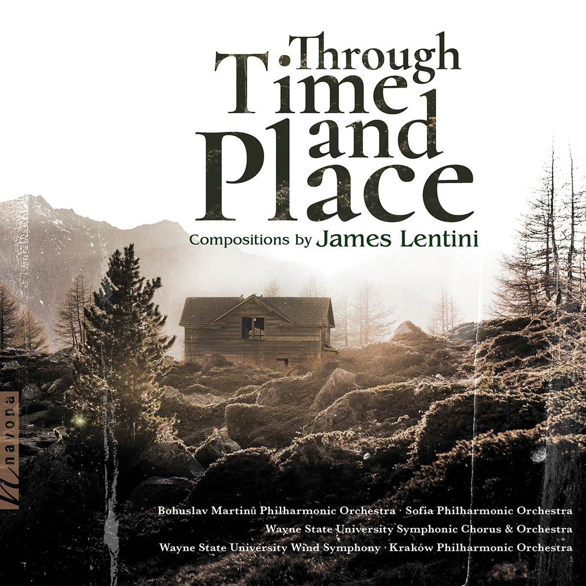 Through Time and Place - Taktus - Album Cover