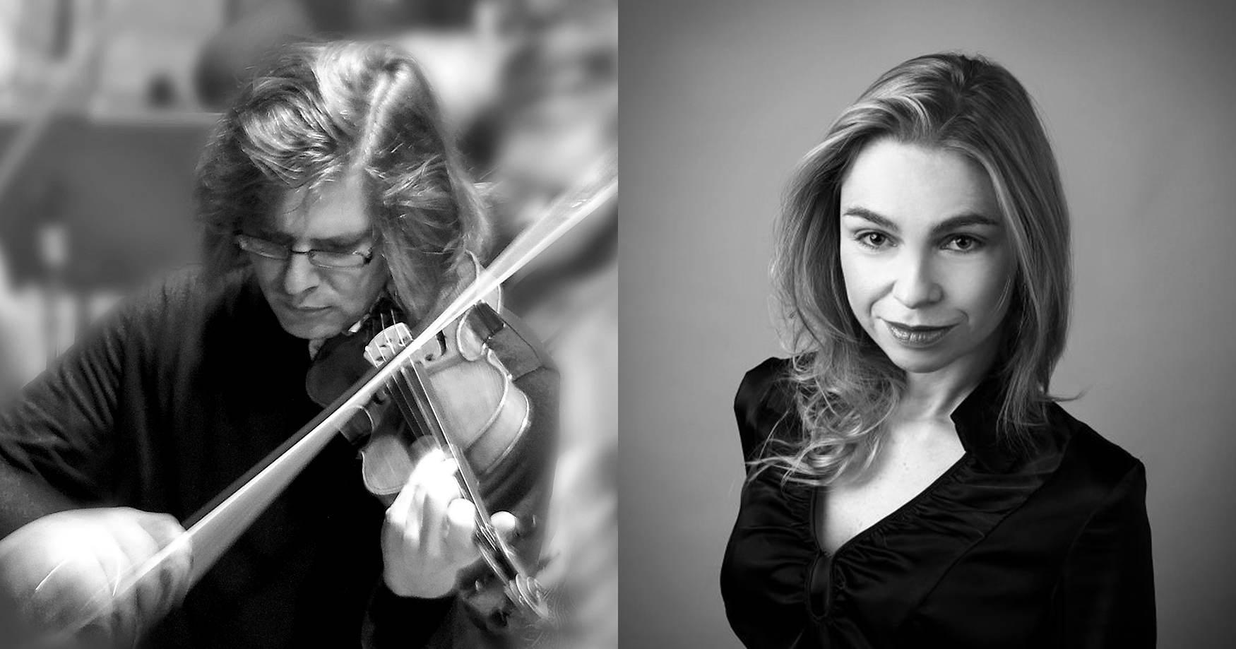 Vít Mužík and Lucie Kaucká