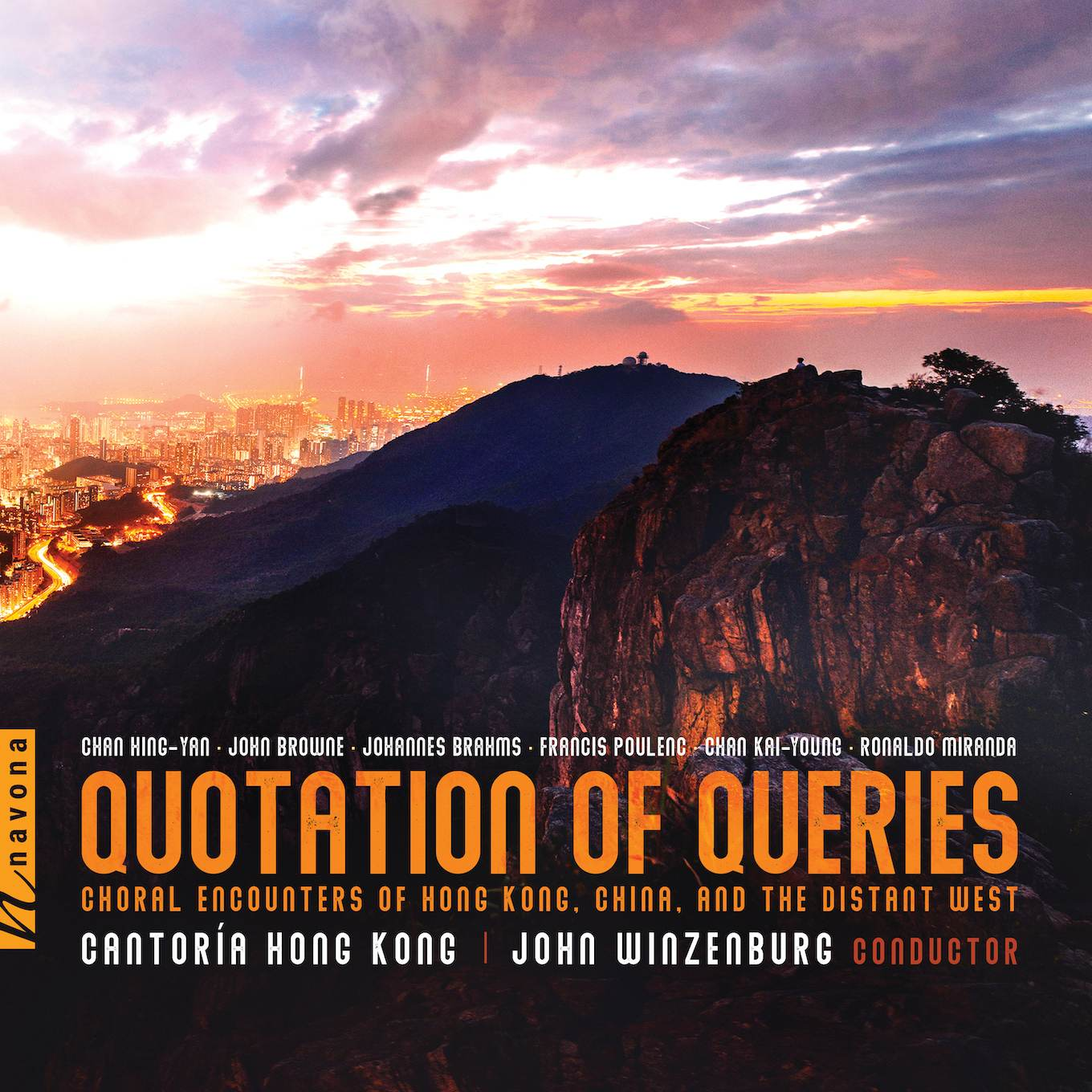 Quotation of Queries - John Winzenburg - Album Cover