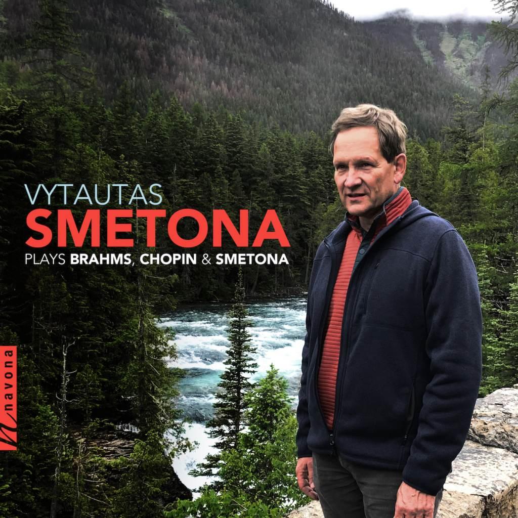 VYTAUTAS SMETONA - Album Cover