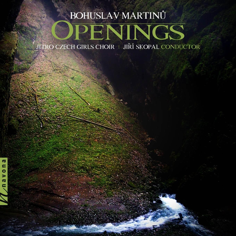 Openings - Jitro Czech Girls Choir - Album Cover