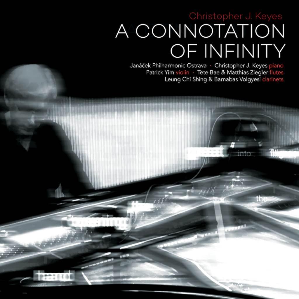 A CONNOTATION OF INFINITY - Album Cover