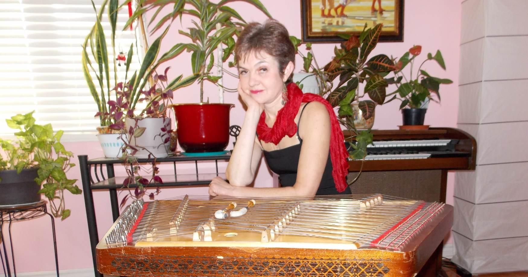 Composer Raisa Orshansky