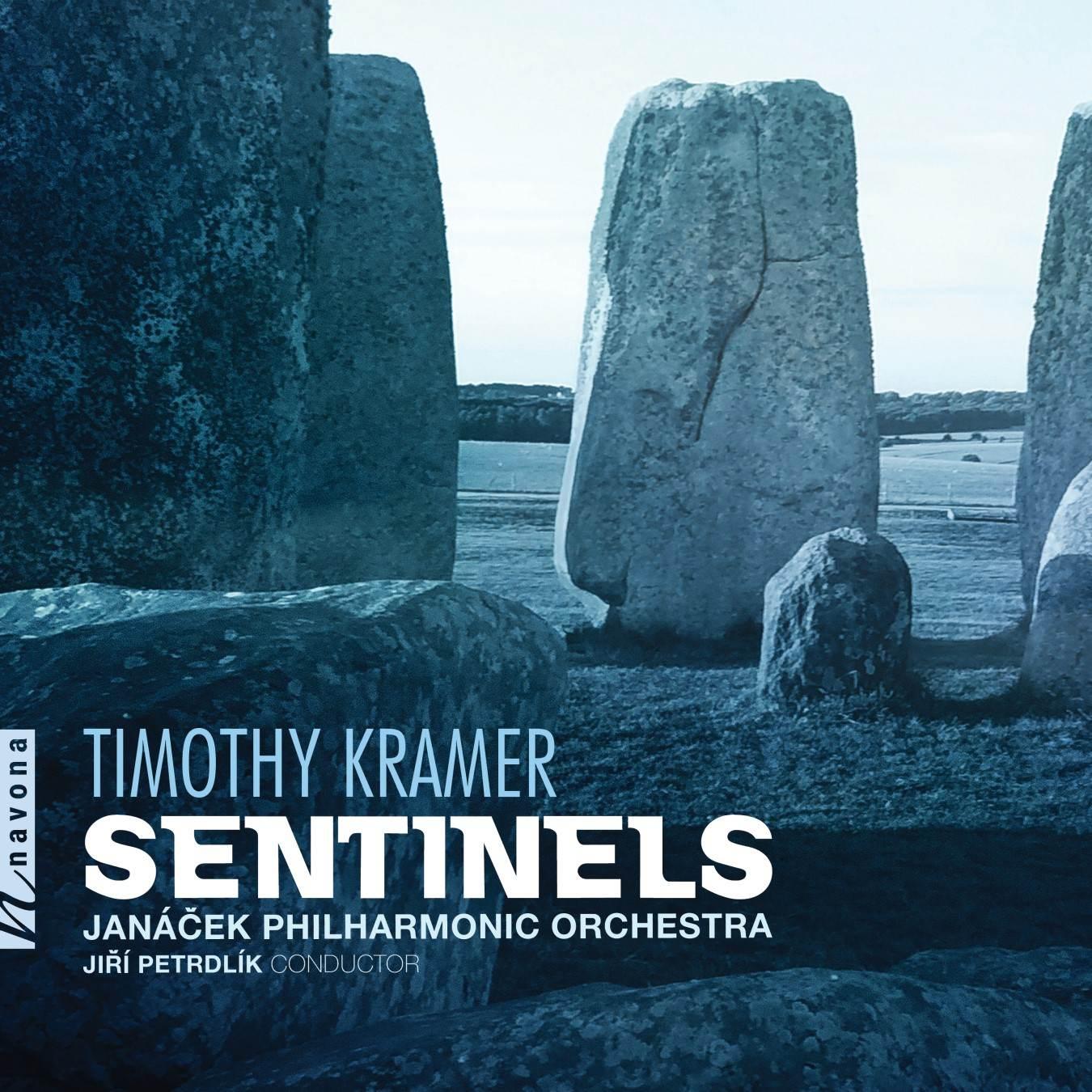Sentinels - Tim Kramer - Album Cover