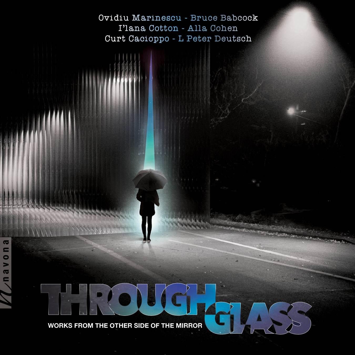 Through Glass - Various Artists - Album Cover