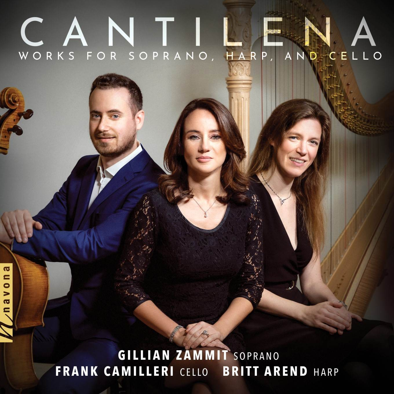 CANTILENA - album cover