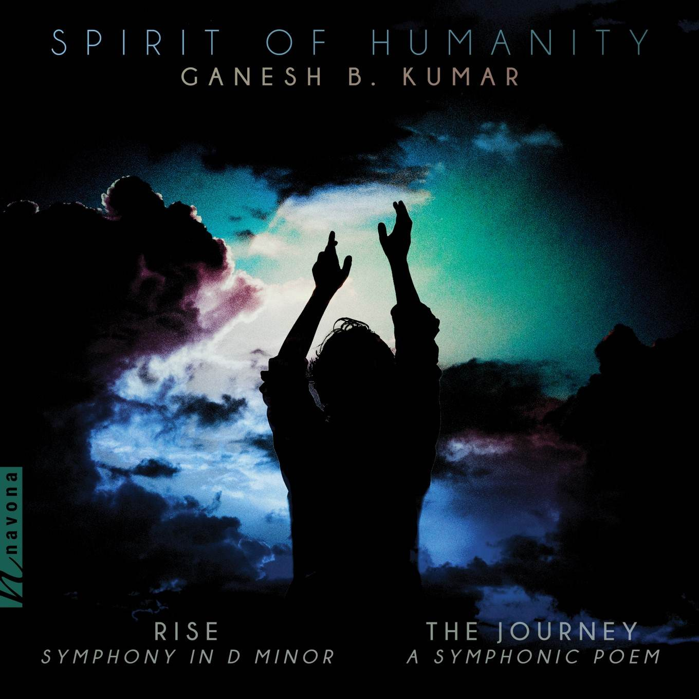Spirit of Humanity - Ganesh Kumar - Album Cover