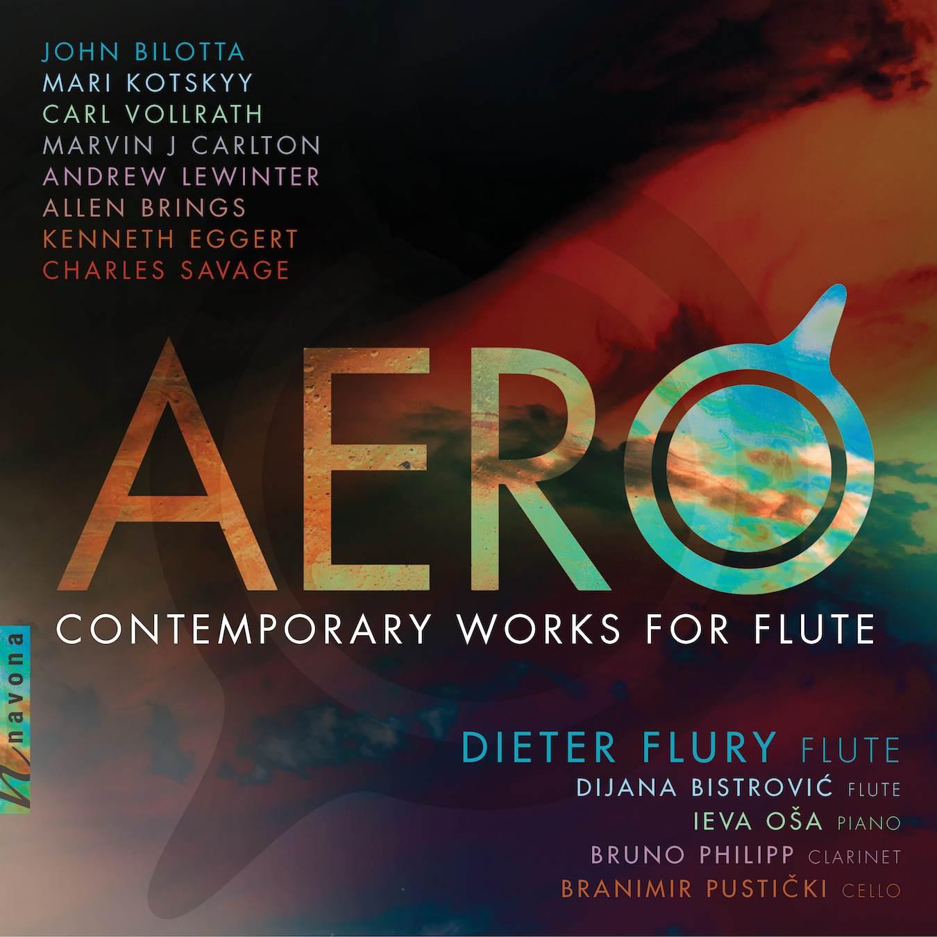 AERO album cover