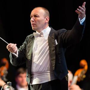 Stanislav Vavrinek - conductor MFO