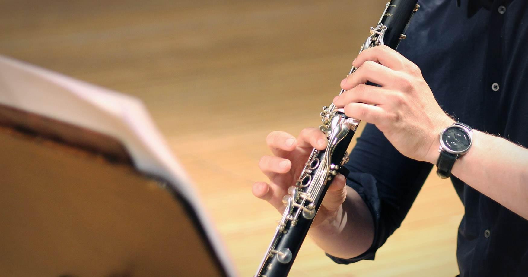 clarinet solo