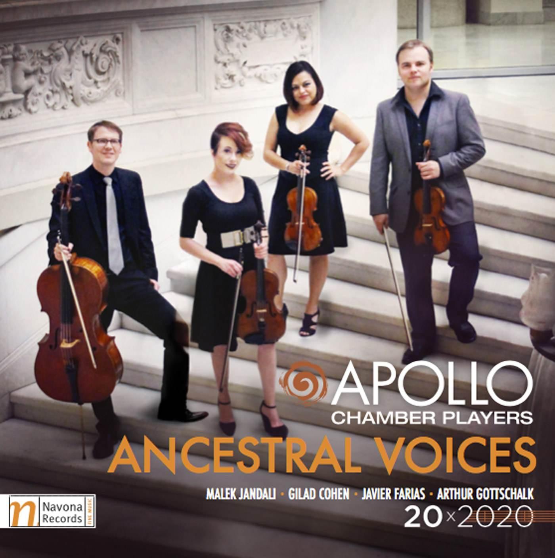 Ancestral Voice Album cover