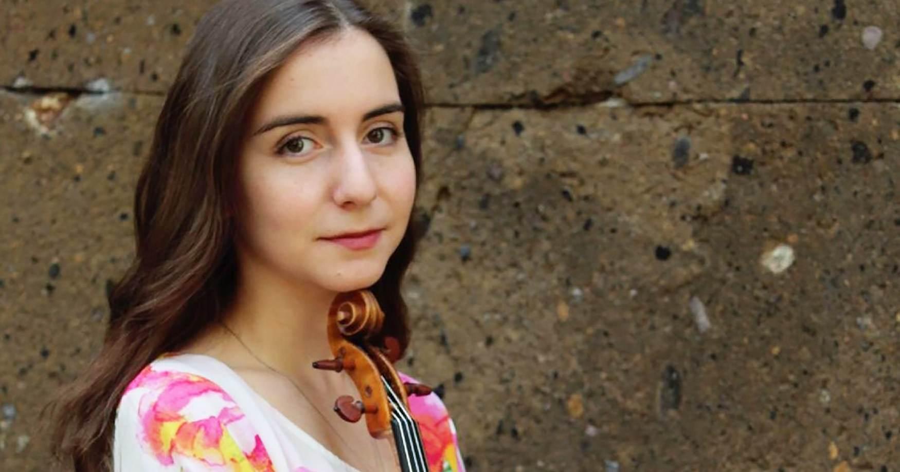 Diana Adamyan Violinist