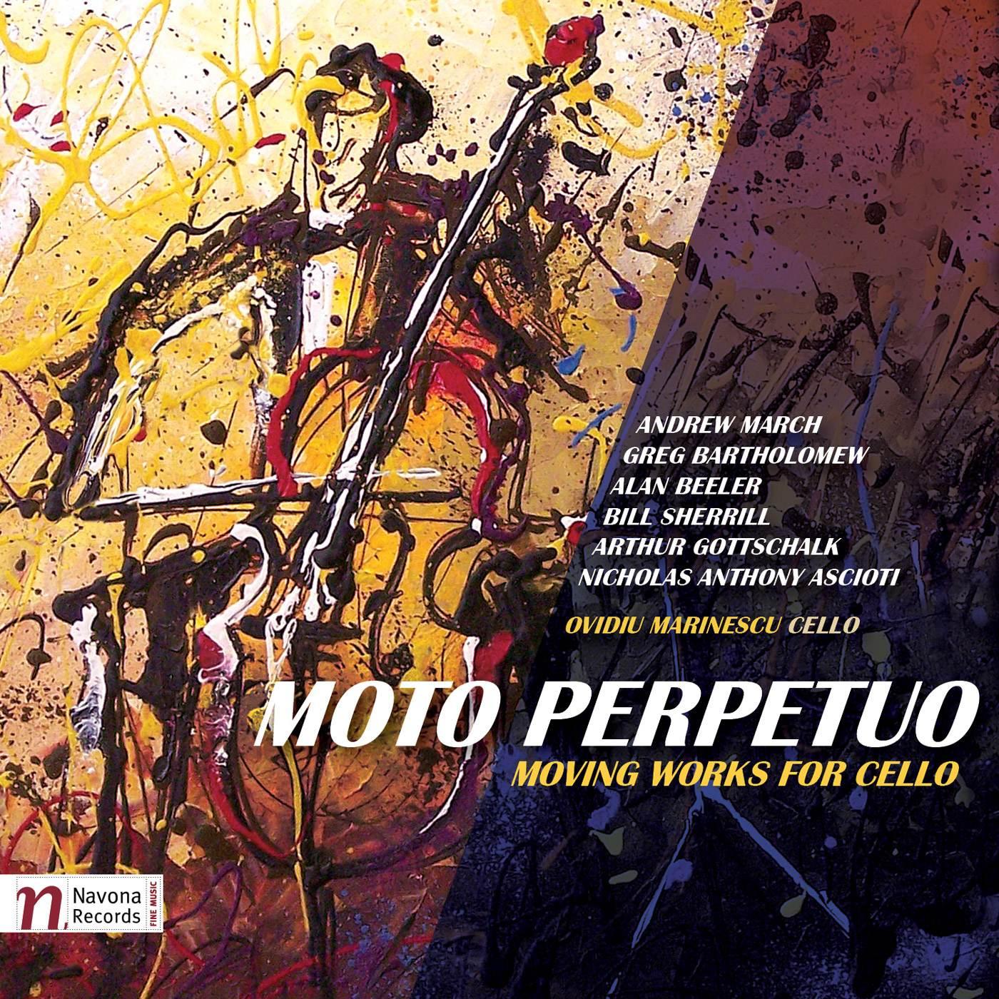 Moto Perpetuo album cover