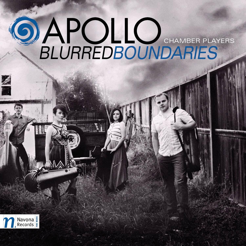 Blurred Boundaries album