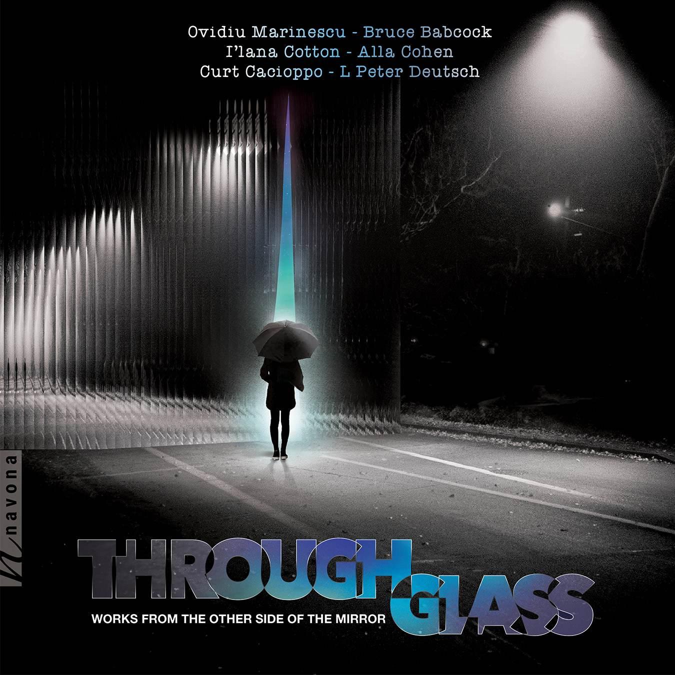 THROUGH GLASS - album cover