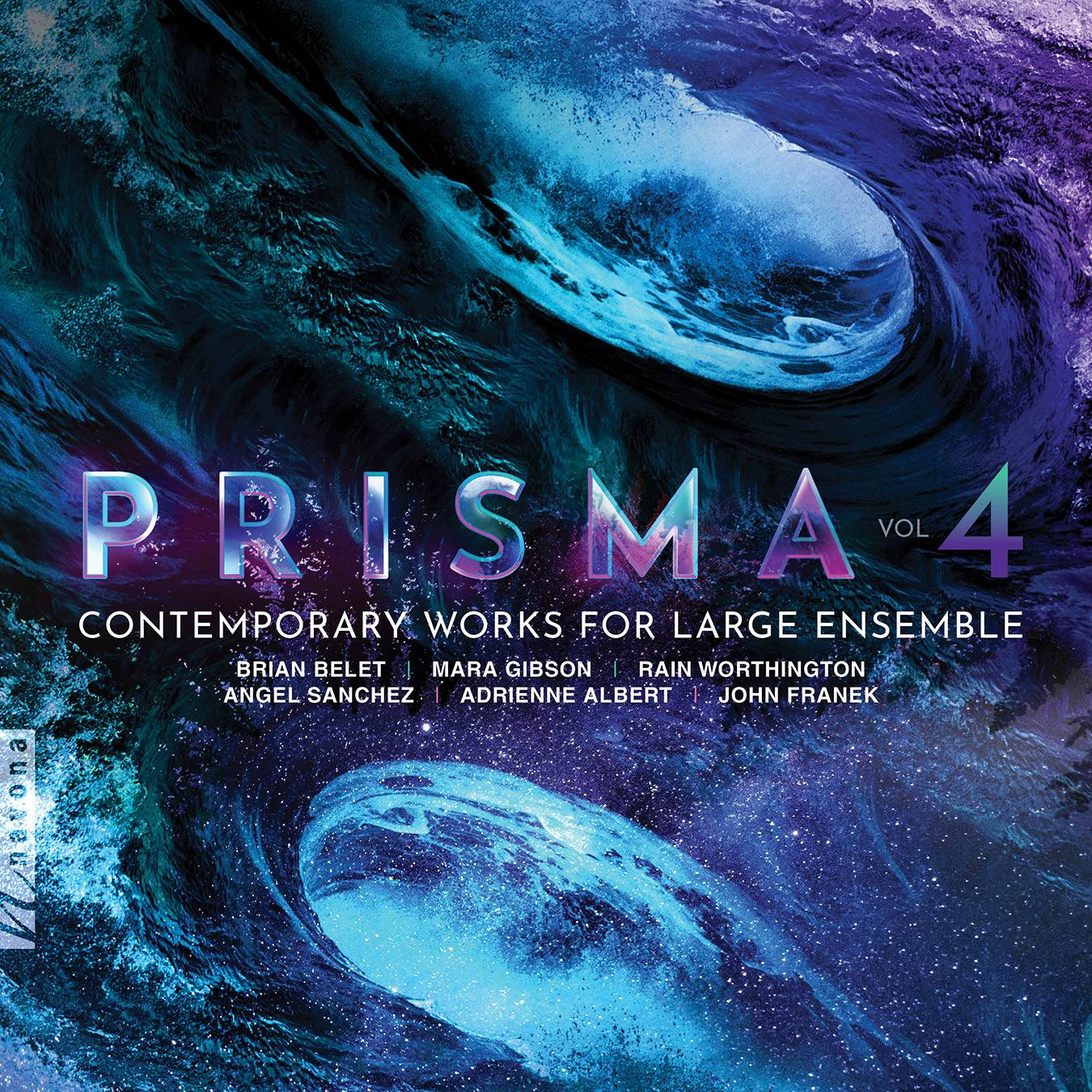 Prisma Vol. 4 - Various Artists - Album Cover