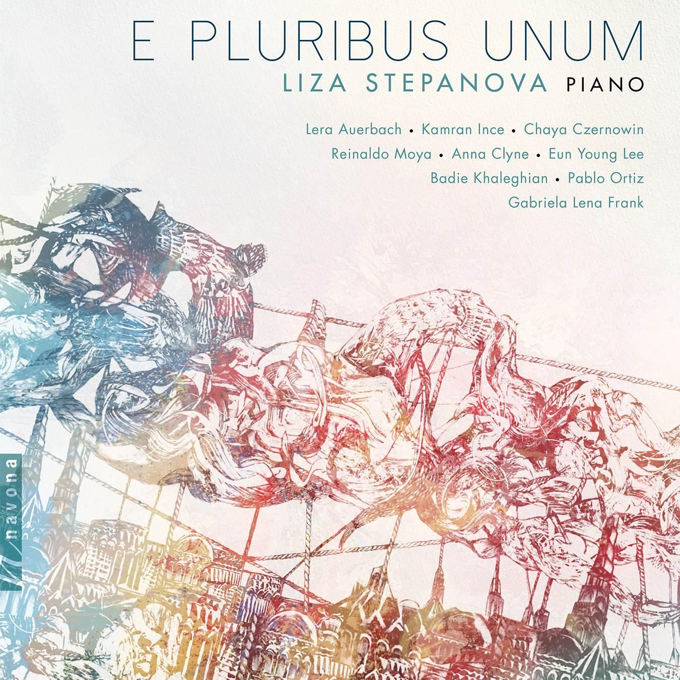 E PLURIBUS UNUM - album cover