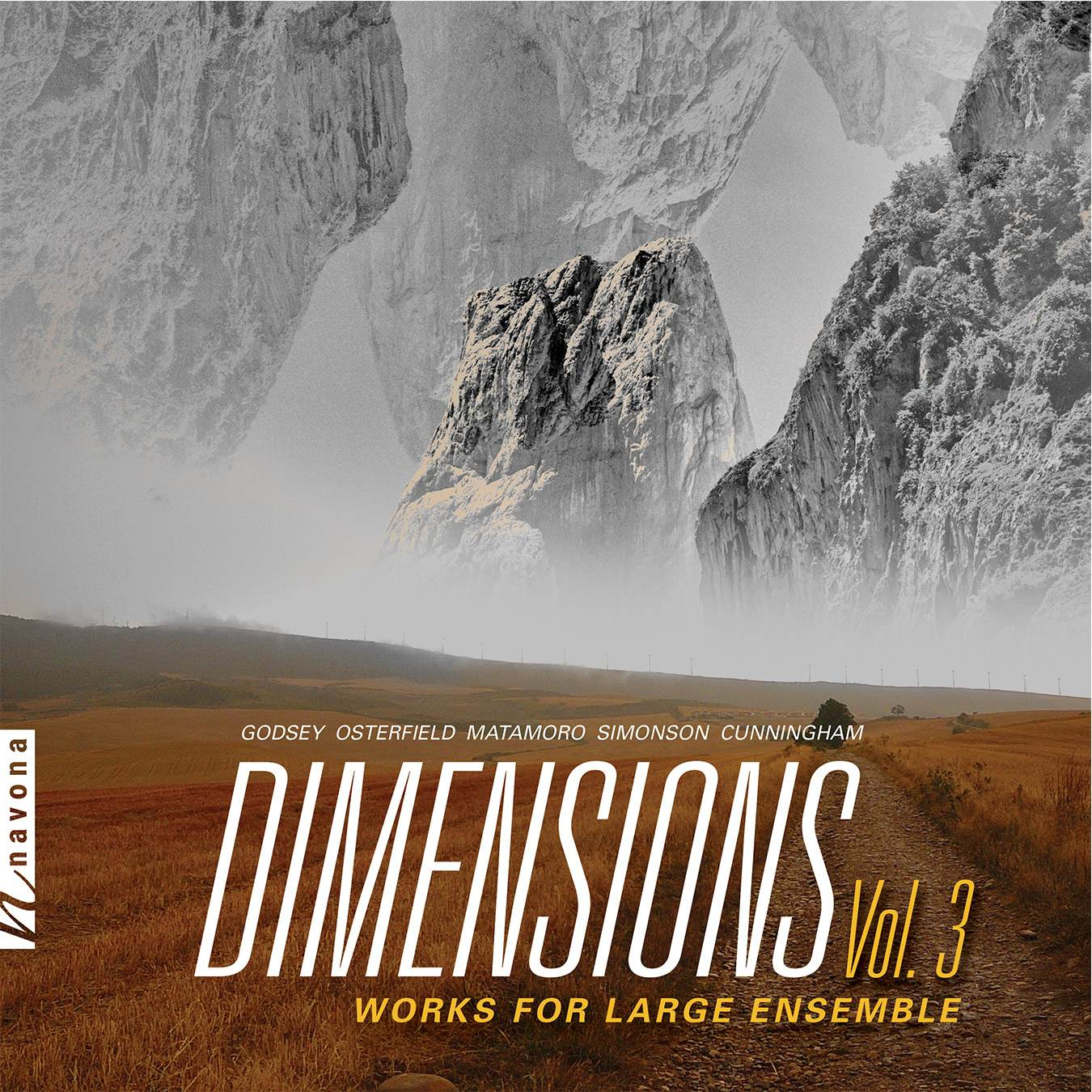 Dimensions Vol 3 album cover