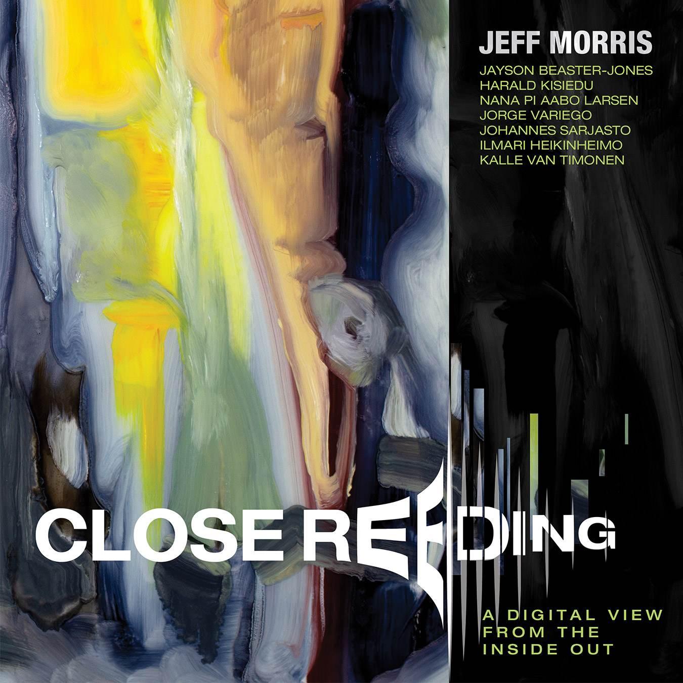 Close Reeding-Jeff Morris - Album Cover