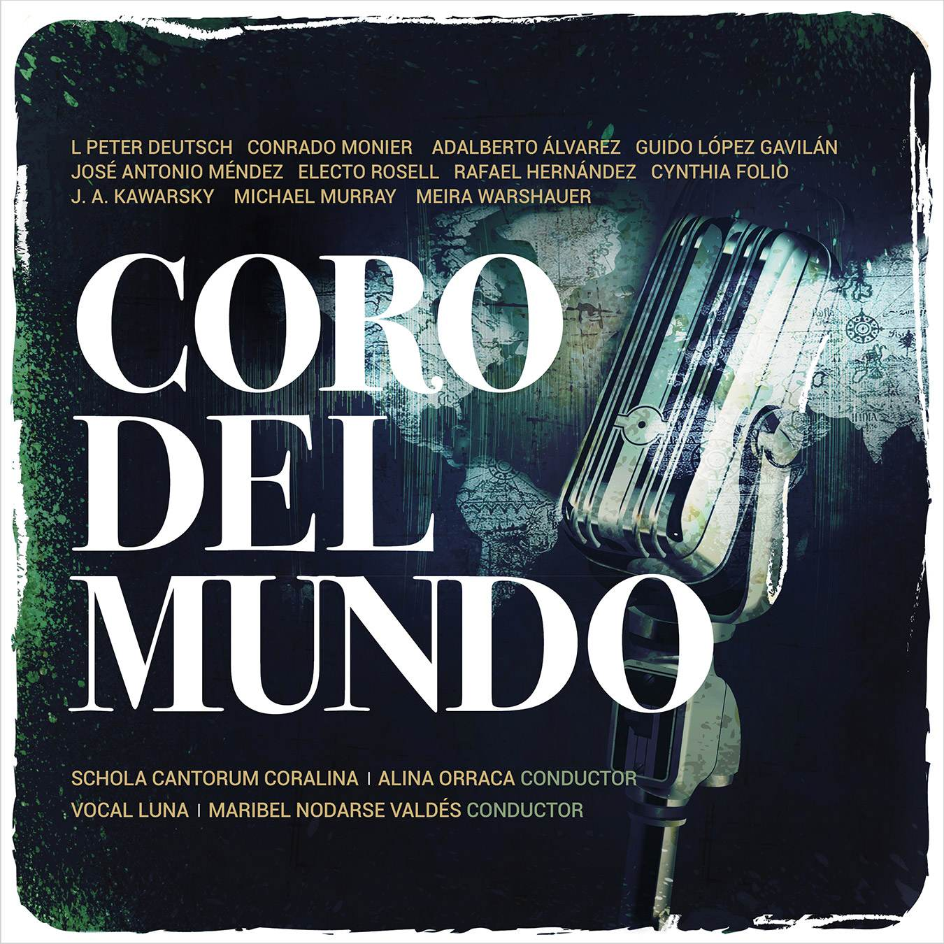 CORO DEL MUNDO - Album Cover