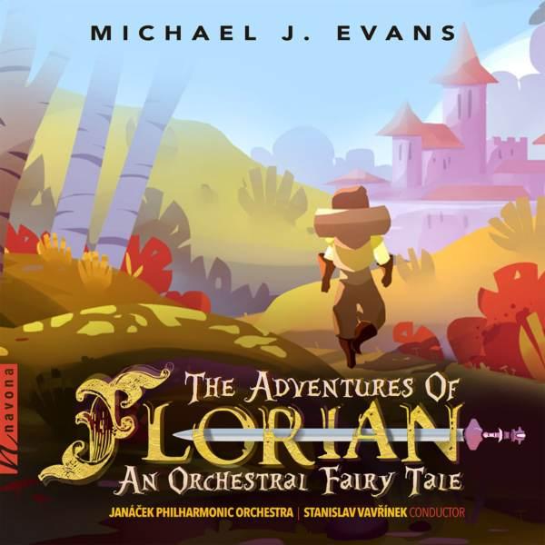 THE ADVENTURES OF FLORIAN - album cover